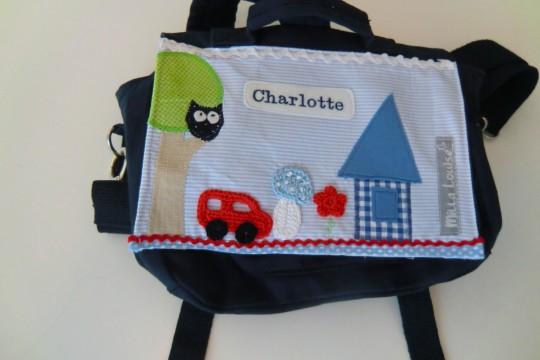 Eine Tasche für das KiTa-Kind
